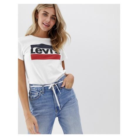 Levi's perfect t-shirt with vintage logo Levi´s