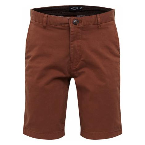 BURTON MENSWEAR LONDON Spodnie kremowy