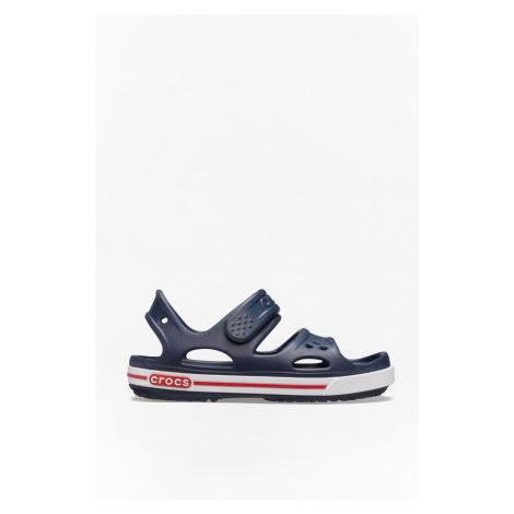 Sandały Crocs Crocband Ii Sandal Ps 462 Navy/white