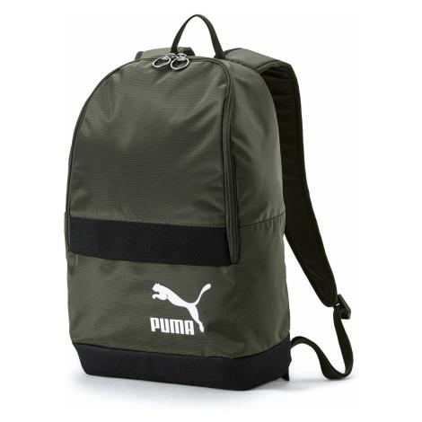 plecak Puma Originals Tren - Forest Night/Puma White