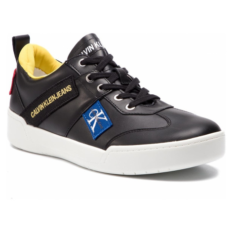 Sneakersy CALVIN KLEIN JEANS - Norm S0579 Black