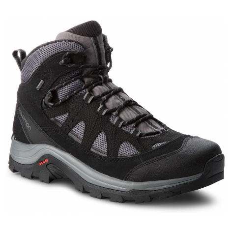 Trekkingi SALOMON - Authentic Ltr Gtx GORE-TEX 404643 33 V0 Magnet/Black/Quiet Shade