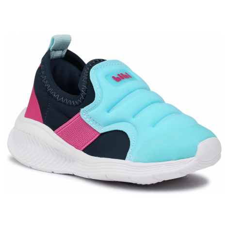 Sneakersy BIBI - Fly Baby 1136054 Naval/Pink New/Jeans