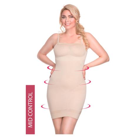 Sukienka wyszczuplająca Hanna 6722-MicroClima Hanna Style