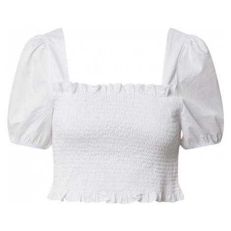 GLAMOROUS Bluzka biały