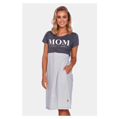Koszulka ciążowa i do karmienia Mom
