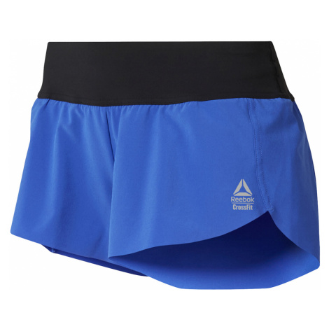 Reebok CrossFit Knit Waistband Placed Shorts W Niebieskie