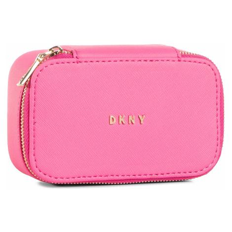 Szkatułka na biżuterię DKNY - R03R1K53 Brgt Pink BIP