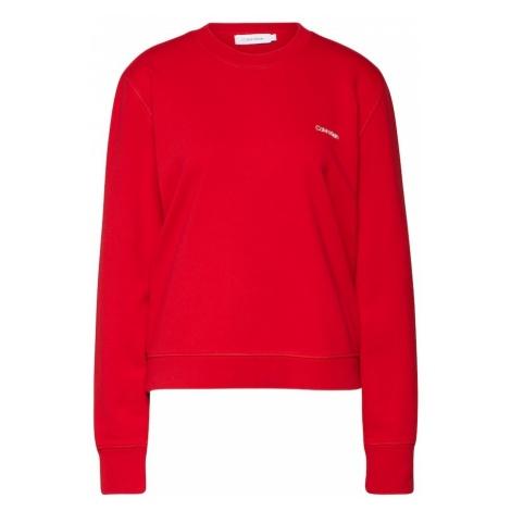 Calvin Klein Bluzka sportowa czerwony