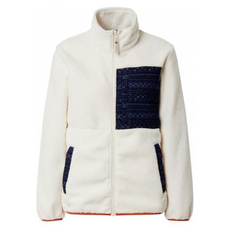 Iriedaily Bluza rozpinana biały / niebieska noc