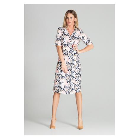 Figl Woman's Dress M703 Pattern 112