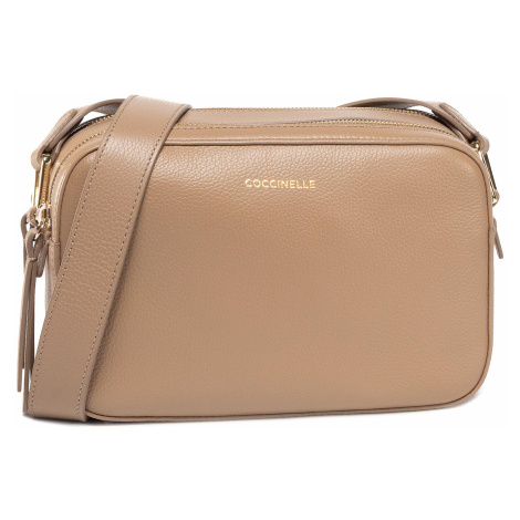 Torba COCCINELLE - GT0 Render Vous E1 GT0 15 01 01 Taupe N75