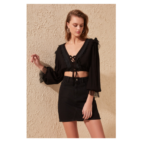 Women's skirt Trendyol Denim