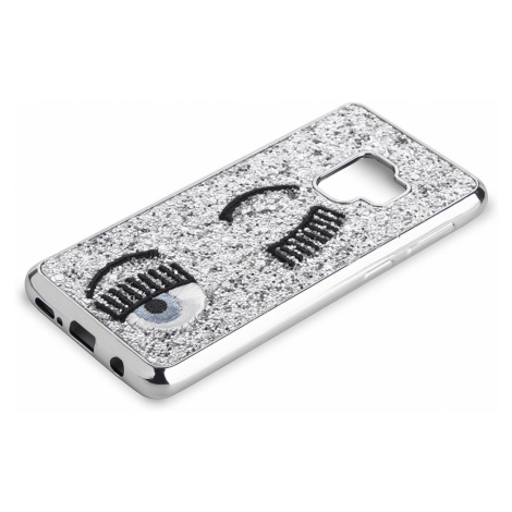 Etui na telefon CHIARA FERRAGNI - 19AI-CFCSMG9001 Silver