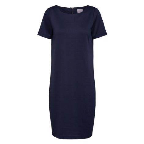 VILA Sukienka 'VITinny New' ciemny niebieski