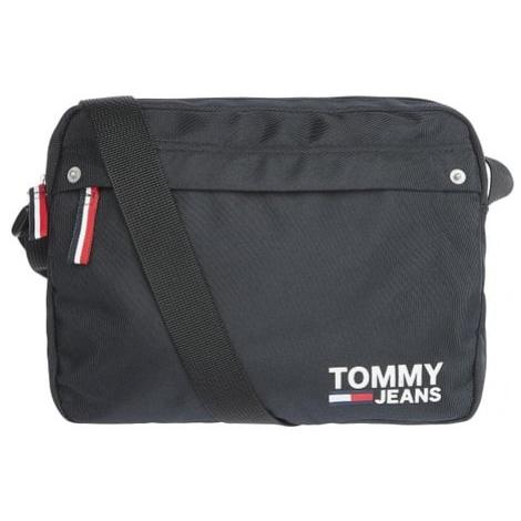 Torba na ramię z tkaniny Tommy Hilfiger