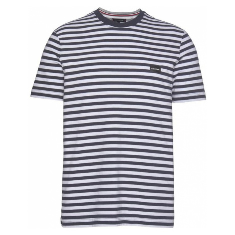 Calvin Klein Koszulka niebieska noc / biały