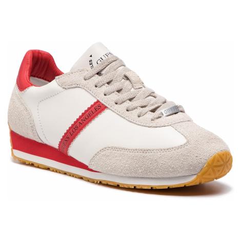 Sneakersy GUESS - Glorym FM6GLR LEA12 RED