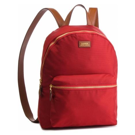 Plecak LAUREN RALPH LAUREN - Chandwick 431708315003 Medium Red