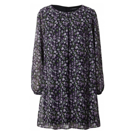 Trendyol Sukienka fioletowy / jasnofioletowy / zielony / biały