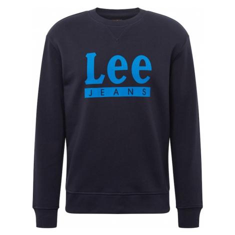 Lee Bluzka sportowa jasnoniebieski / ciemny niebieski