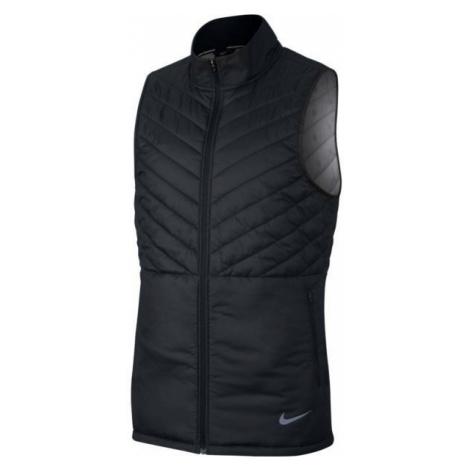 Nike AROLYR VEST czarny XL - Bezrękawnik do biegania męski