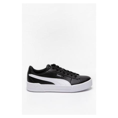 Buty Puma Sneakery Carina Crewblack-White 37490301 Black/white