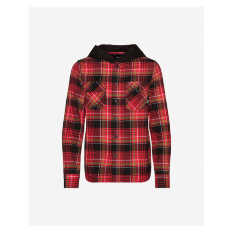Vans Parkway Boys Koszula dziecięca Czerwony