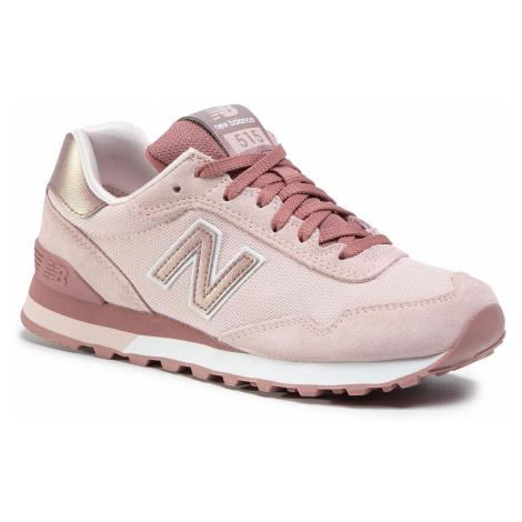 Sneakersy NEW BALANCE - WL515CSC Różowy