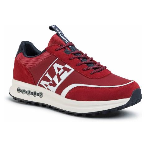 Sneakersy NAPAPIJRI - Slate NP0A4ES6R Cherry Red A41