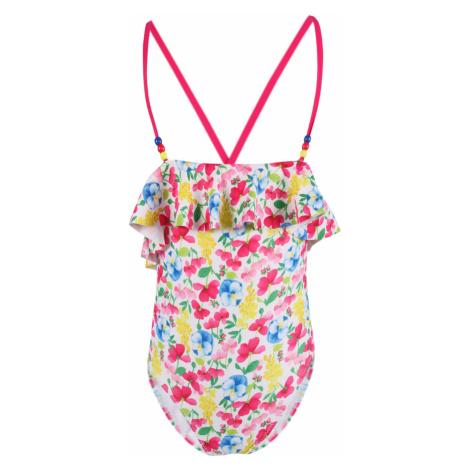 Jednoczęściowy dziewczęcy kostium kąpielowy Love