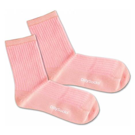 DillySocks Skarpety 'Sweet Pink' różowy