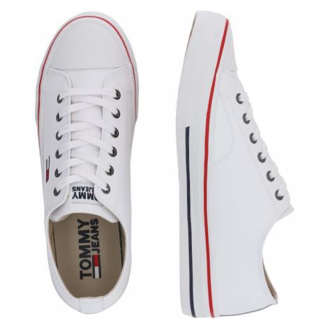 Tommy Jeans Trampki niskie biały Tommy Hilfiger