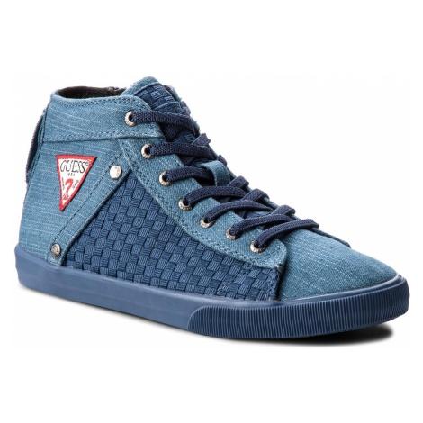 Sneakersy GUESS - FJBEN3 DEN12 032