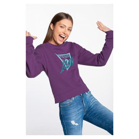 Bluza Guess Icon Fleece 8I0 Purple