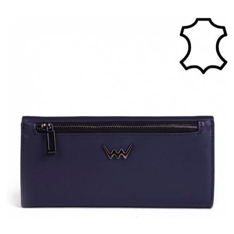 Vuch niebieski portfel damski Roxy z logiem
