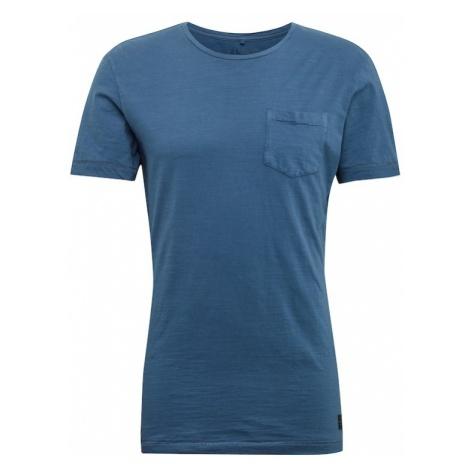 BLEND Koszulka 'TEE' niebieski