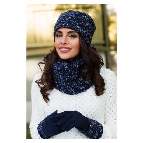 Kamea Woman's Hat K.17.060.12 Navy Blue