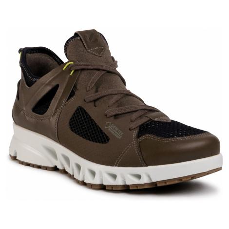 Sneakersy ECCO - Multi-Vent M GORE-TEX 88013451751 Tarma/Black/Sulphur