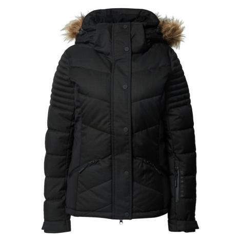 Superdry Snow Kurtka outdoor 'Luxe' czarny