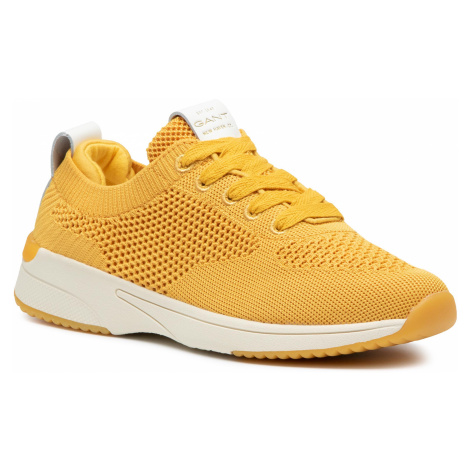 Sneakersy GANT - Delyn 20538538 Light Yellow G301