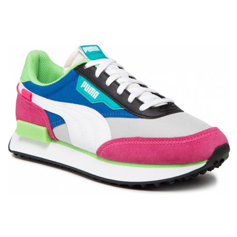 Sneakersy PUMA - Future Rider Play On 371149 27 Glowin Pink/Lapis/Viri Green