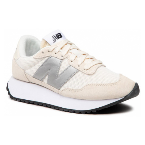 New Balance Sneakersy WS237CB Beżowy