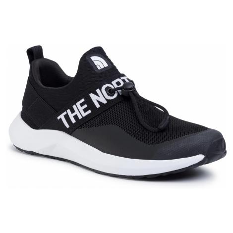 Sneakersy THE NORTH FACE - Surge Pelham NF0A3UZEKX71 Tnf Black/Tnf Black