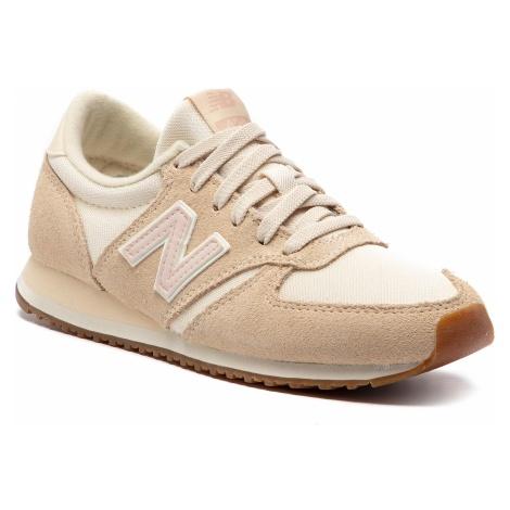 Sneakersy NEW BALANCE - WL420BIR Beżowy