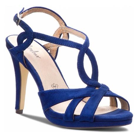 Sandały MENBUR - 09476 Dazzling Blue 0066