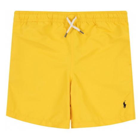 Polo Ralph Lauren Szorty kąpielowe Traveler 321785582 Żółty Regular Fit