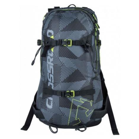Crossroad SPINETECH30 PRO szary  - Plecak narciarski