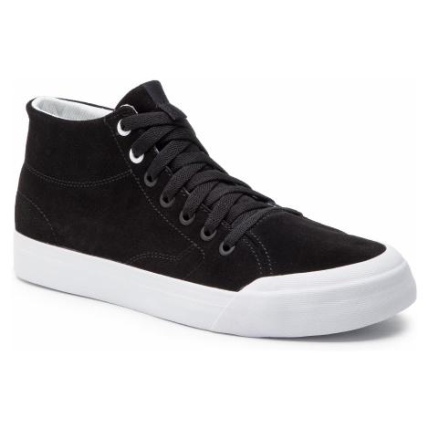 Sneakersy DC - Evan Smith Hi Zero ADYS300423 Black/Black/White (Xkkw)