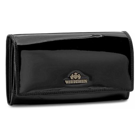 Duży Portfel Damski WITTCHEN - Verona Wallet 25-1-052-1 Black